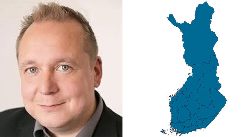contact person, sales management, profile and map, Heikki Partti, rockfon, finland, FI