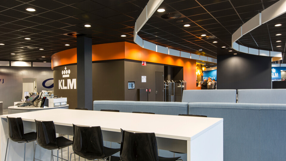 Featured products: Rockfon Contour®, Ac, 1200 x 300